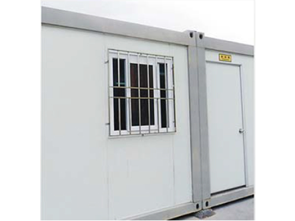 Casa container con paneles sandwich ensamblados - Casa container precio ...