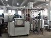 Sistema de transporte de crema automático