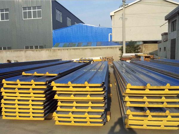 Paneles s ndwich de poliuretano fabricante etw - Paneles de poliuretano ...