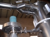 Granulador secador de pulverización