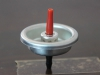 Válvula para cargador de gas para encendedores – vástago de nailon